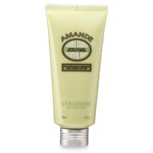 L'Occitane Almond Beautiful Shape, an almond body cream to help skin feel firmer