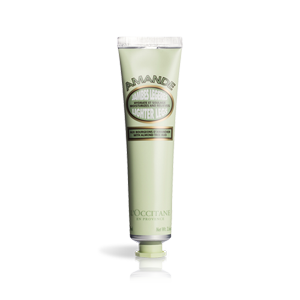 L'Occitane Almond Lighter Legs, an almond firming gel cream for help to relieve tired legs