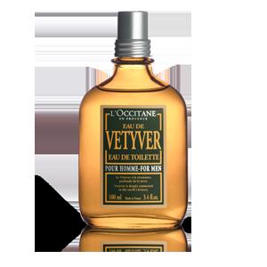 Apa de Toaleta Vetyver