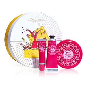BODY CARE GIFT SHEA & ROSE