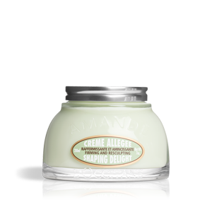 L'Occitane Almond Shaping Delight, a body firming gel to refine and firm skin