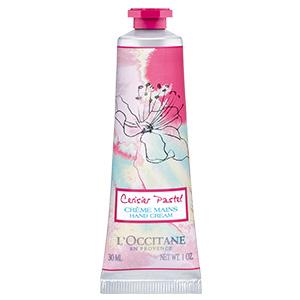 Cerisier Pastel Hand Cream