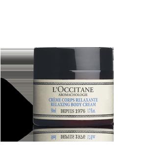 Crema de corp cu efect relaxant - Special pentru Calatorii