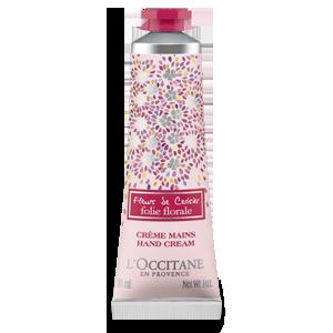 Crema de Maini Cherry Blossom Folie Florale
