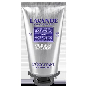 Crema de maini cu extract de ulei esential de Lavanda