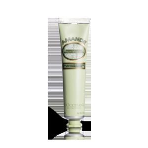 Crema pentru picioare cu Migdale, de la L'Occitane confera  relaxare picioarelor obosite