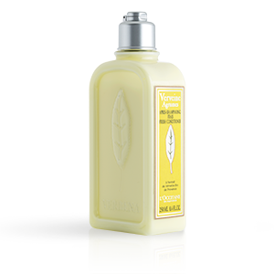 Citrus Verbena Fresh conditioner is perfect to help detangle hair.