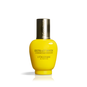 L'Occitane Divine Serum, anti aging face serum for wrinkles with essential oils