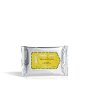 Fresh Towelettes Hands and Body x15 Towelettes Citrus Verbena