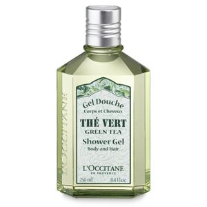 Green Tea Body and Hair Shower Gel
