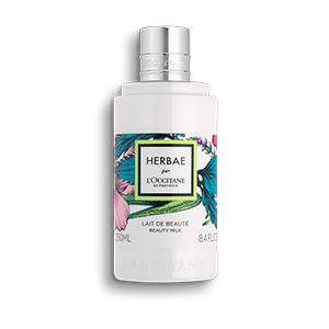 HERBAE BODY MILK