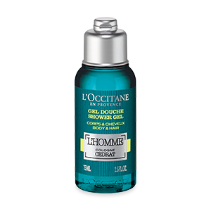 L'Homme Cologne Cédrat Shower Gel (Travel Size)
