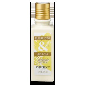Lapte de corp Fleur d'Or si Acacia