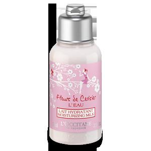 Lapte pentru Corp Cherry Blossom L'Eau - Special pentru Calatorii