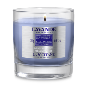 Lavender Relaxing Candle