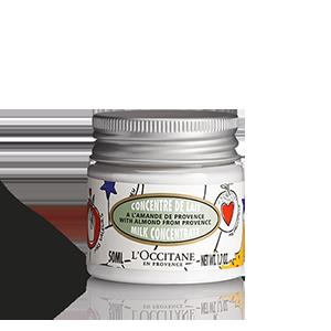 Laptele Concentrat L'Occitane cu Migdale, de la L'Occitane