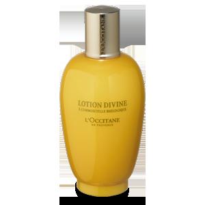 Lotiunea Divine L'Occitane, o lotiune antirid de fata cu ingrediente naturale