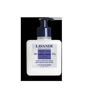 Lotiune hidratanta cu extract de Lavanda