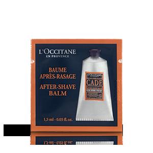 Mostra Balsam dupa ras cu extract de Ienupar