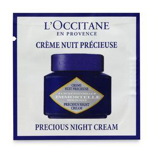 Mostra Crema de fata Precious, pentru noapte