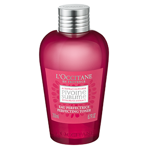 L'Occitane Perfecting Toner, a natural facial toner for your cleansing routine