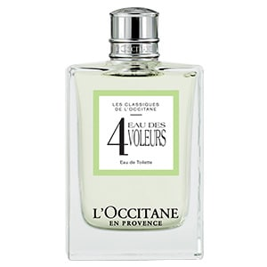 Apa de Toaleta Eau Des 4 Voleurs este  un parfum proaspat