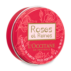 Parfum Solid Roses et Reines