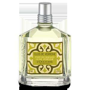 Parfum pentru casa luxuriant verbina si lamaie, de la L'occitane