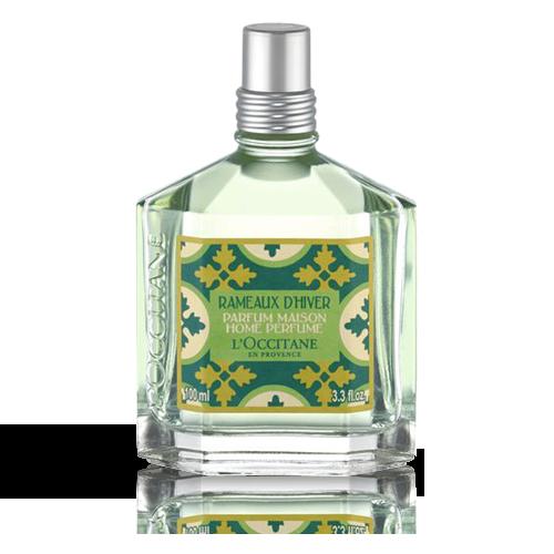 Parfum pentru casa pin si brad, de la L'Occitane