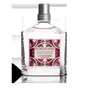 Parfum pentru casa spray trandafiri, de la L'Occitane