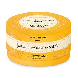 Pudra de corp Iasomie Imortele Neroli confera pielii un luciu natural si un parfum delicat.