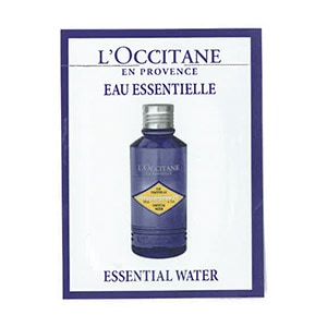 Sample Immortelle Precious Essential Water