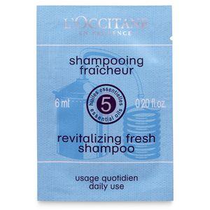 Sample Revitalizing Fresh Shampoo