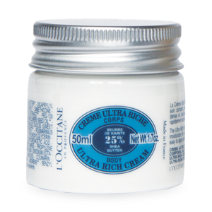 Shea Ultra Rich Body Cream (Travel Size)