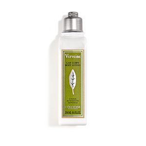 Verbena Body Lotion Rich in grapeseed oil and in Shea Butter, the Verbena Body Milk gently moisturizes and nourishes skin