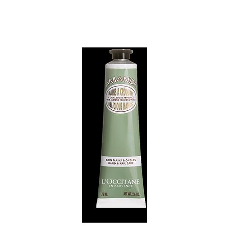 Crema pentru maini delicioasa cu extract de Migdale