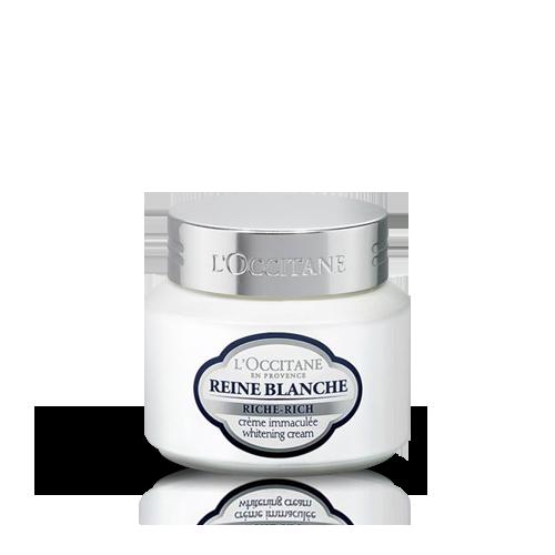 Crema Extrahranitoare cu Efect de Luminozitate Reine Blanche