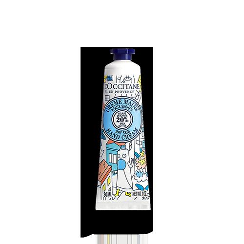 Crema pentru maini Shea Color - Speciala pentru calatorii