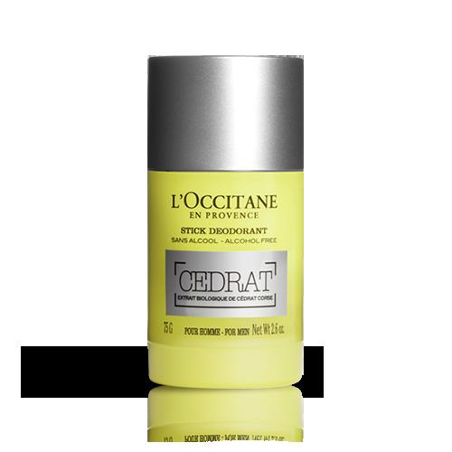 Deodorant Cedrat
