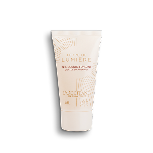 Terre de Lumière Gentle Shower Gel (Travel Size)