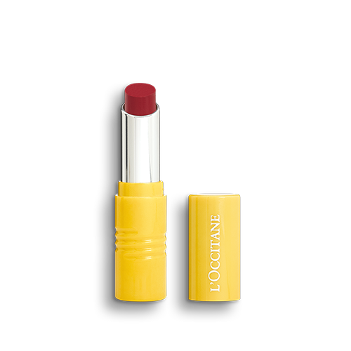 Intense Fruity Lipstick - RED LA VIE EN ROUGE