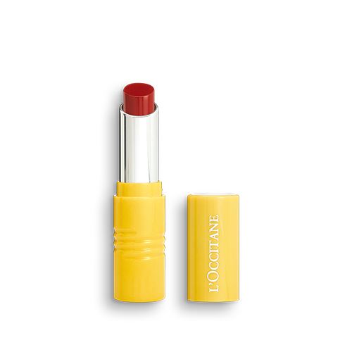 Intense Fruity Lipstick -  RED ROCK EN VERMILLON