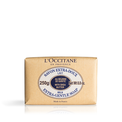 Shea Butter Extra Gentle Soap - Milk