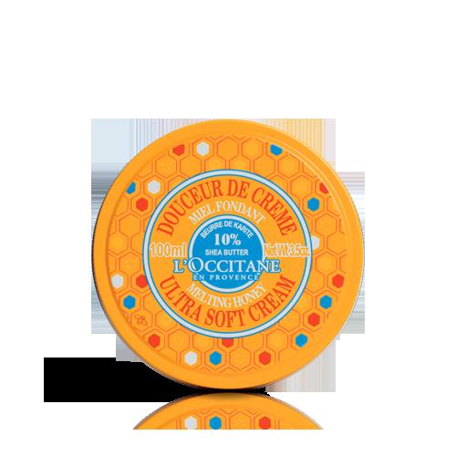 Shea Melting Honey Ultra Soft Cream