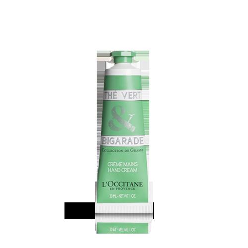Thé Vert & Bigarade Perfumed Hand Cream