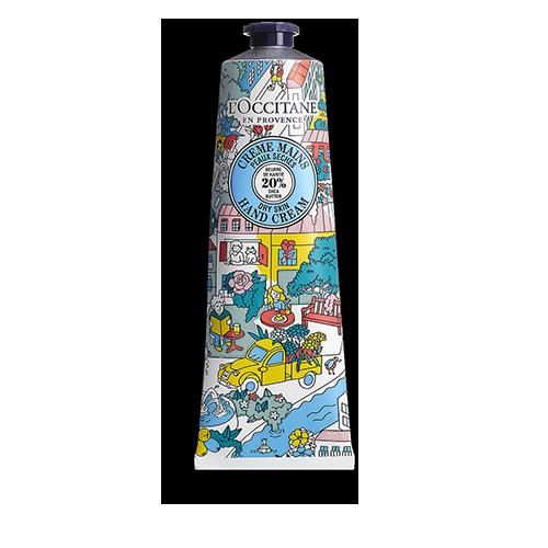 Crema de maini cu Unt de Shea - Editie Limitata Color