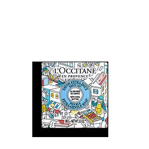 Мыло Карите, красочная коллекция L'Occitane