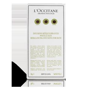L'Occitane – Натуральные средства для кожи – Саше для ванны