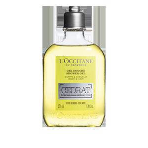 L'Occitane – Натуральные средства для кожи – Линия Cedrat