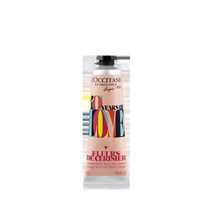 Крем для рук Вишневый цвет, юбилейное издание 40 лет Л'Окситан